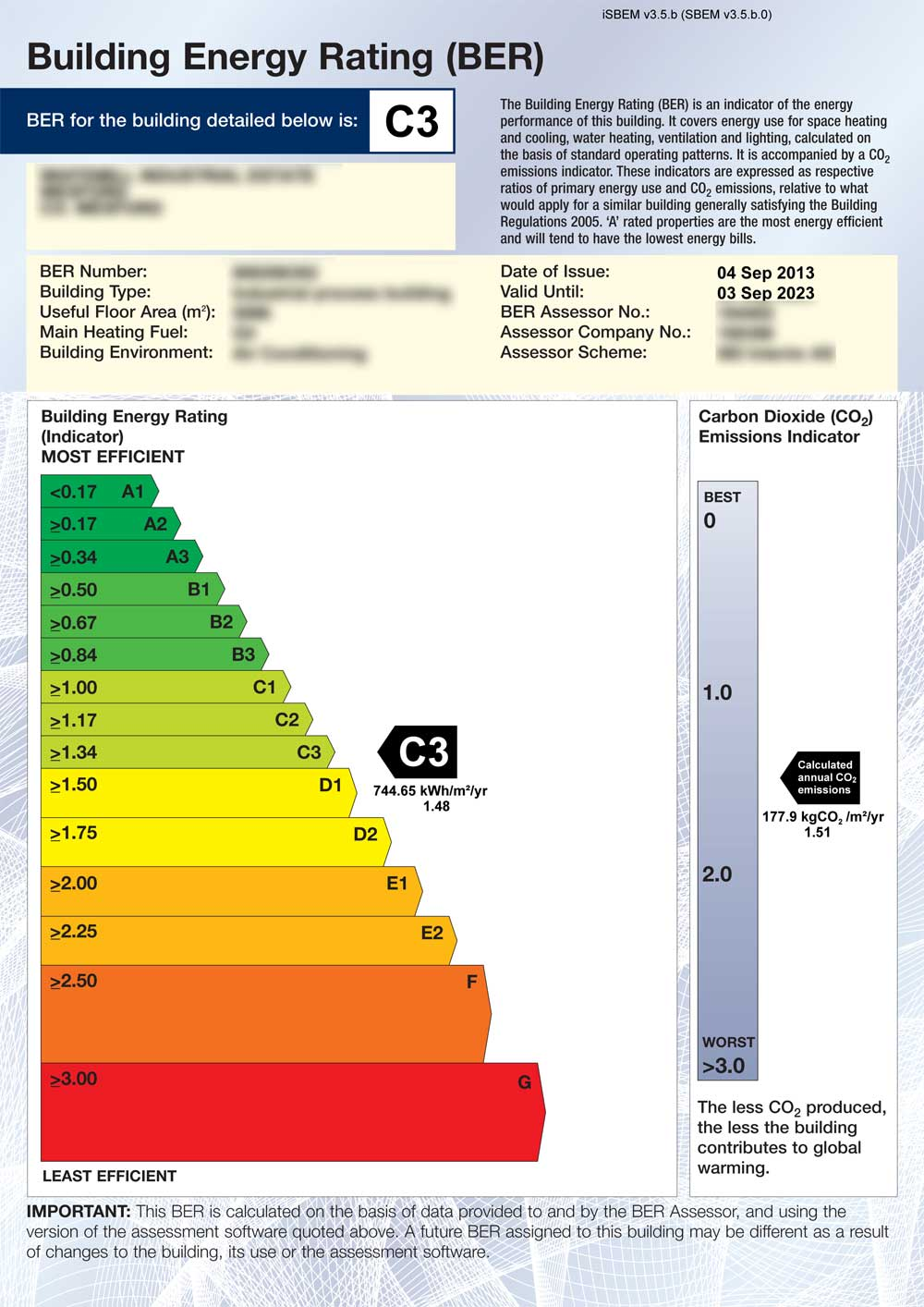 Building Energy Rating Amp Ber Assessors Wexford Waterford